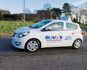 driving instructor training & jobs Wrexham
